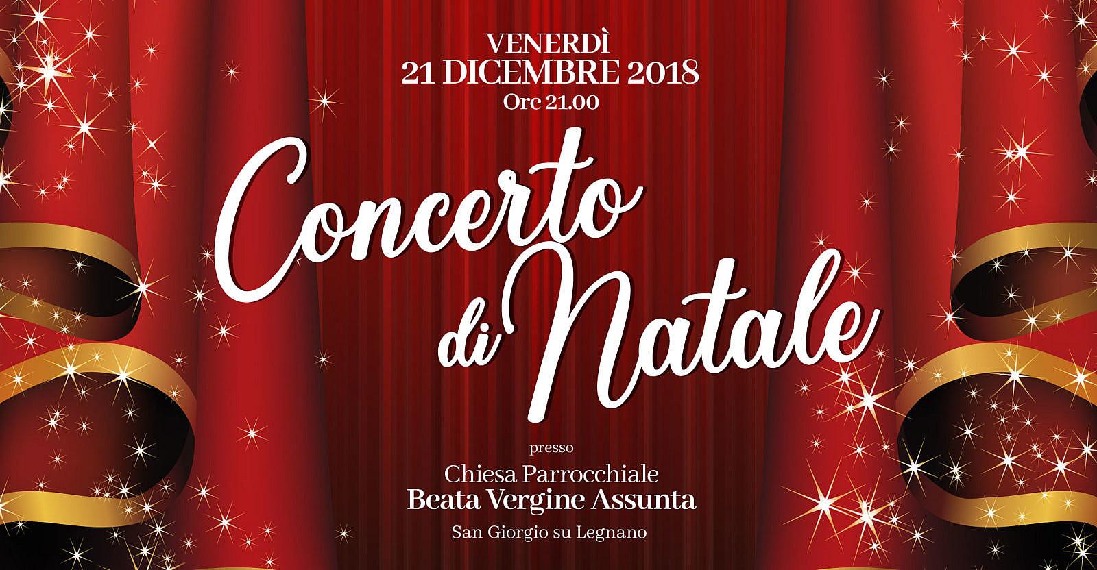 Concerto Di Natale.Concerto Di Natale Scuole Di Musica Paganini